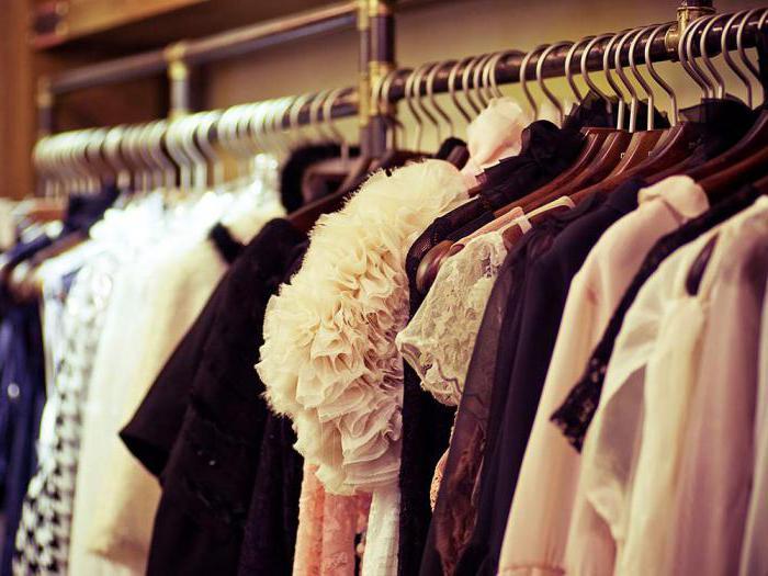 видове дрехи