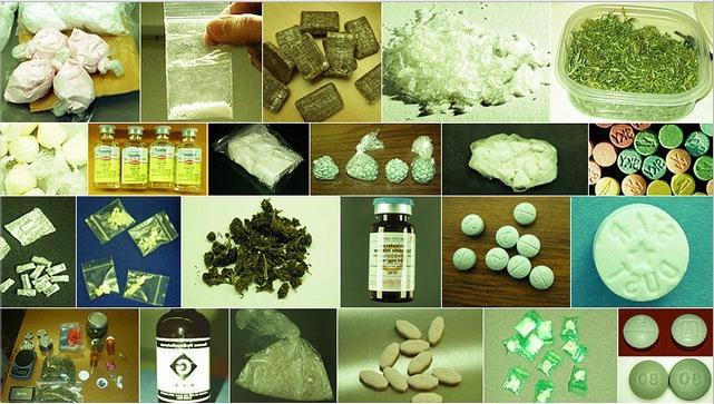 nuovi tipi di droghe