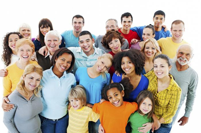 tipi di famiglie e le loro caratteristiche