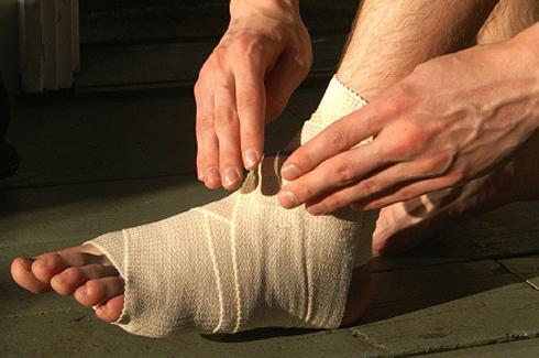 telesne poškodbe