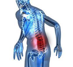 poškodbe hrbtenice