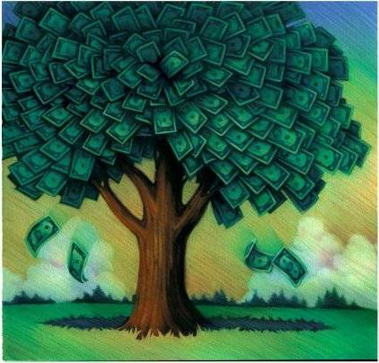 papierowe pieniądze to