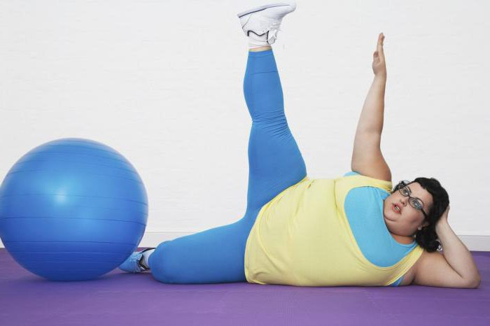 tipi di foto obesità