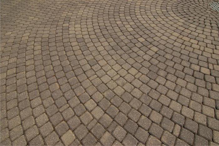 врсте полагања камених плоча