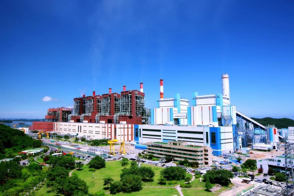 tipi di centrali elettriche in Russia
