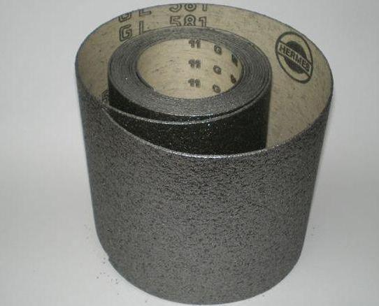 Velcro brusni papir