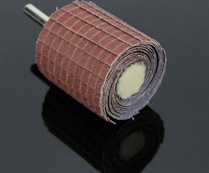 papirni valjci za brušenje