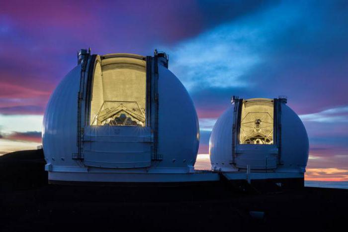 potężny teleskop