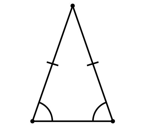 angoli di un triangolo