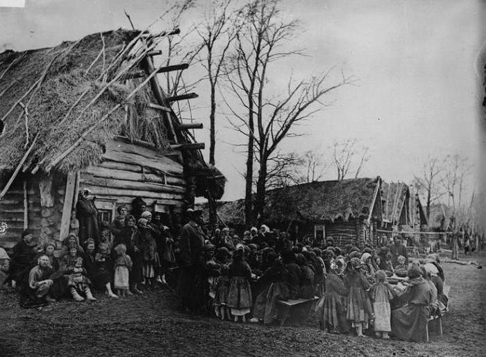 Тютчев анализира тези бедни села