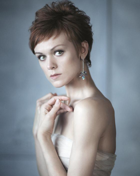 Ulyana Lopatkina Ballerina