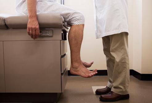 ultrazvuk prostaty, jak je držen