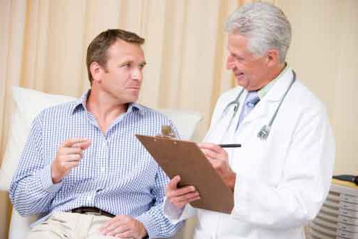 ultrazvuk transabdominální prostaty