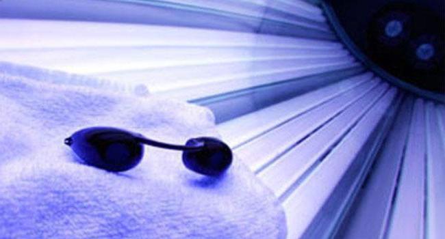 домашна употреба на ултравиолетовите лъчи
