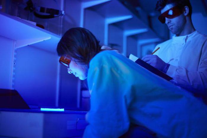 използването на ултравиолетови и инфрачервени лъчи по време на макро фотография