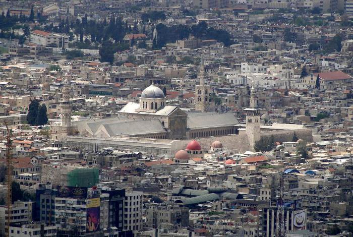 Джамия Омейяд