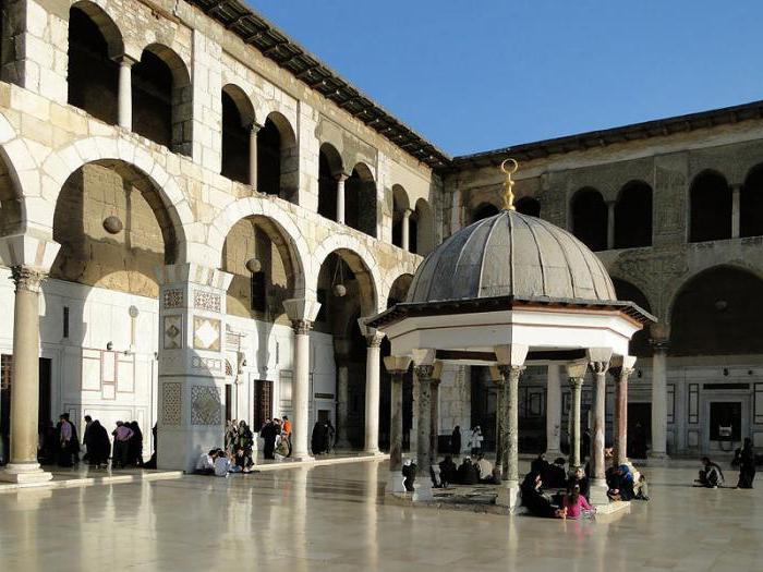 Джамия Омейяд в Дамаск
