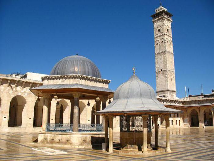 умаяд джамия сирия
