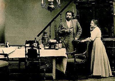 Чичо Ваня Чехов кратко съдържание на пиесата