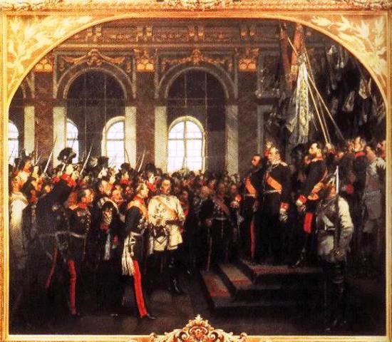 Unificazione della Germania 1871