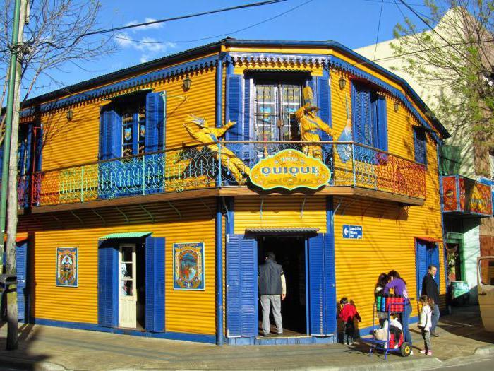 argentina znamenitosti fotografija