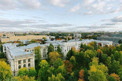 Valutazione delle università di San Pietroburgo