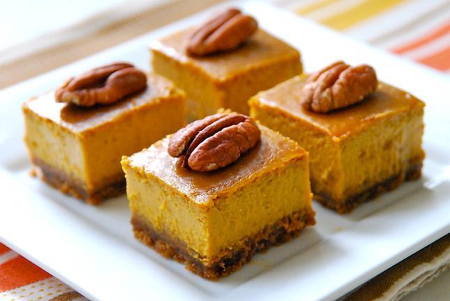 Рецепти за десерти от тиква