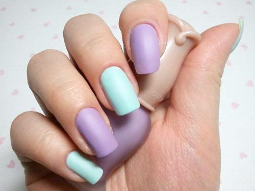 Manicure insolite a casa