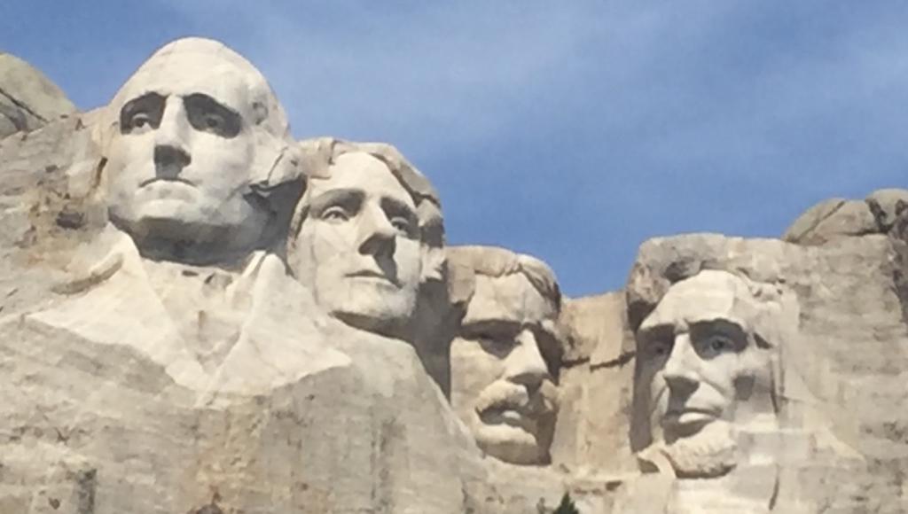 ritratto scultoreo di Jefferson