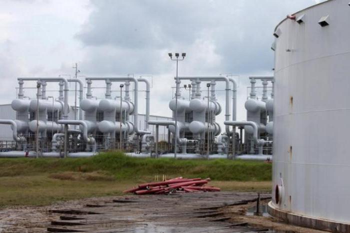 Подаци Министарства енергетике САД о залихама нафте