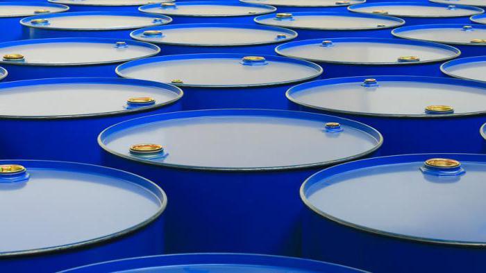 комерцијалне резерве нафте у САД
