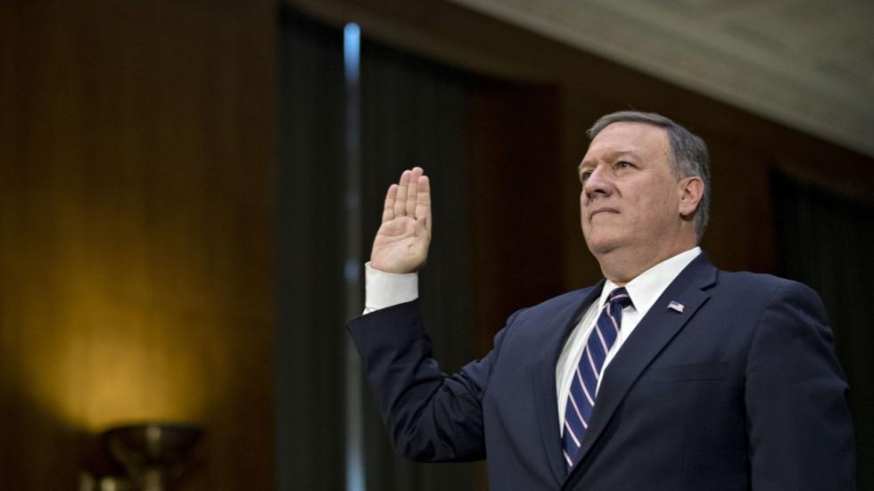 Nuovo Segretario di Stato americano