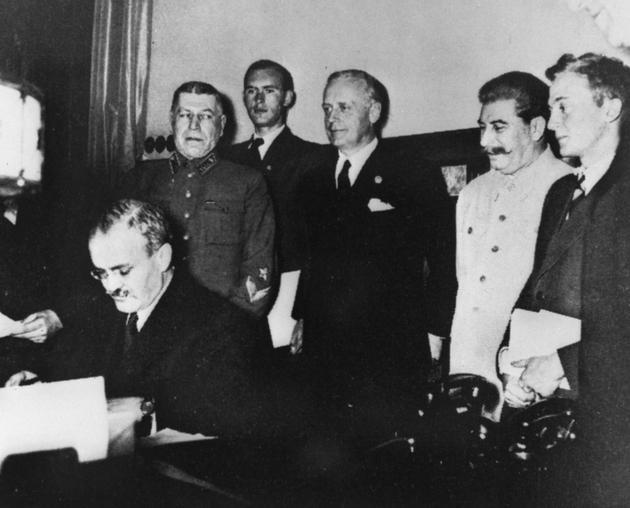 politica estera dell'URSS alla vigilia della guerra