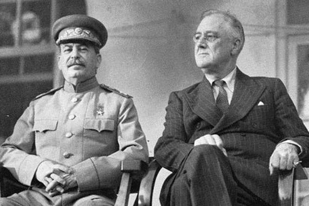 politica estera dell'URSS 20 30