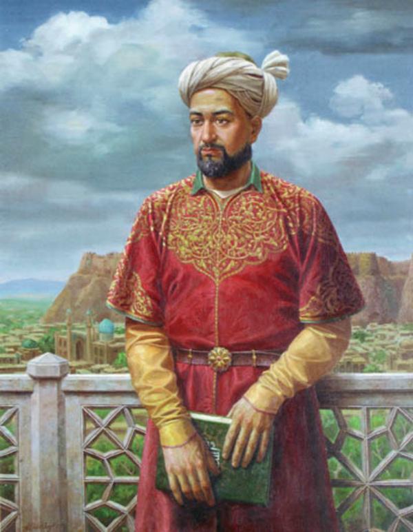 Uzbek Alisher Navoi