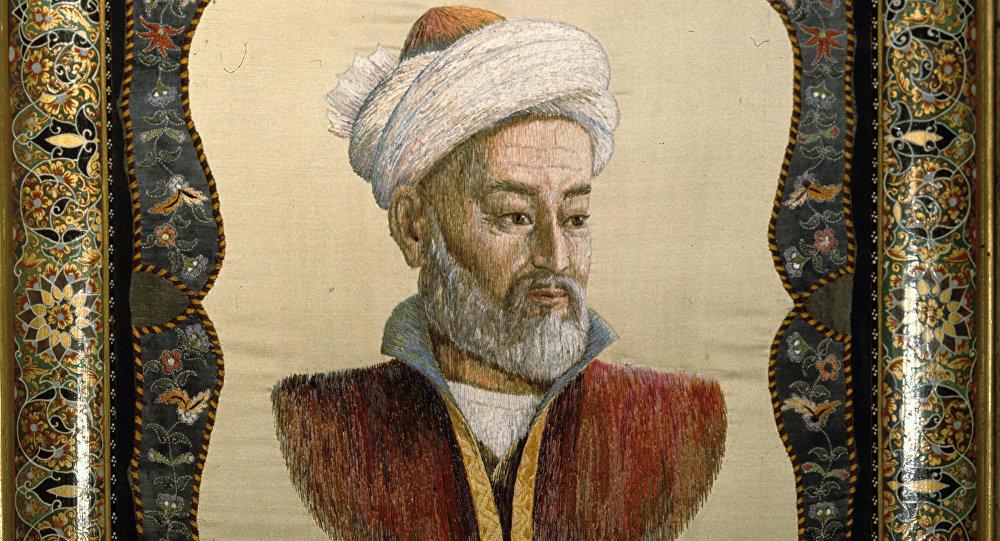 Alisher Navoi, il grande poeta