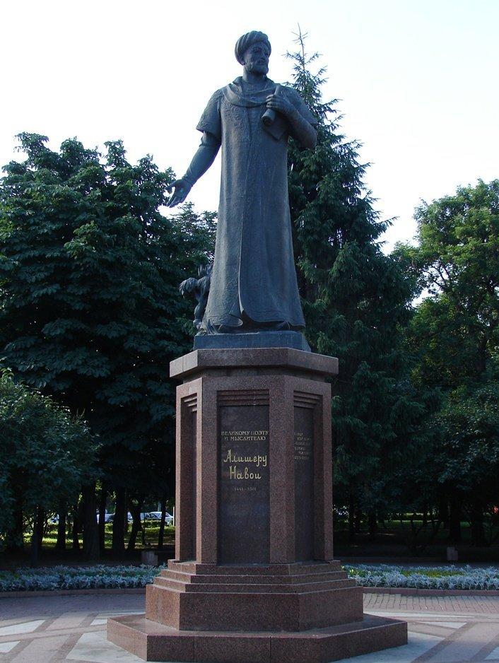 monumento a alori navoi