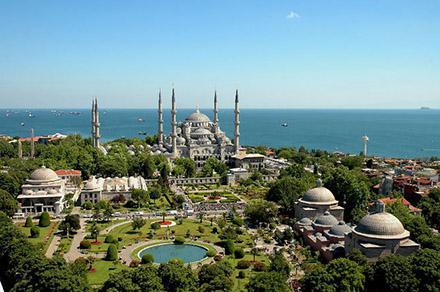 Vrijeme u Turskoj