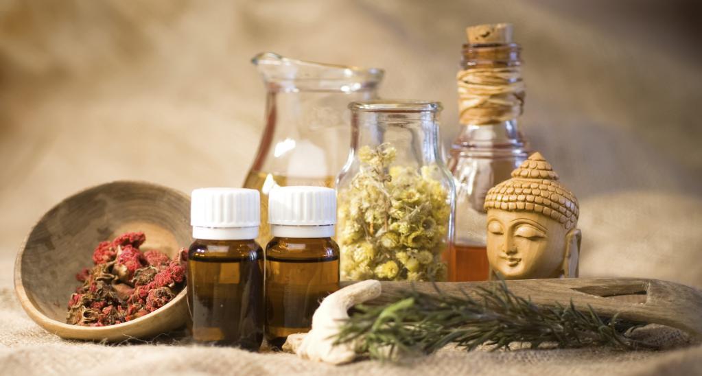 ingredienti per massaggi sotto vuoto