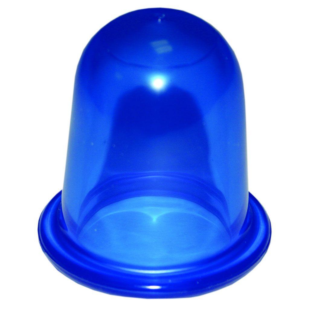 vasetto per massaggi in silicone