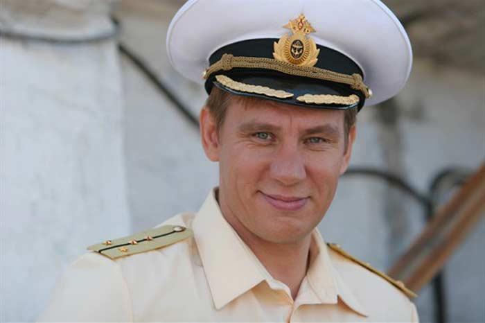 """Vadim Kolganov v televizním seriálu """"Delta"""""""