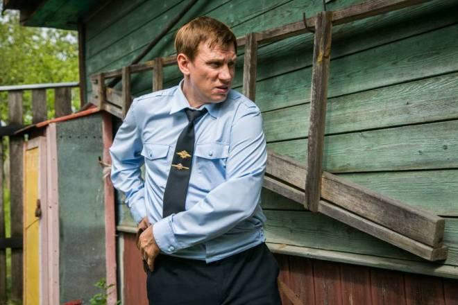 """Vadim Kolganov v seriálu """"Klíče"""""""