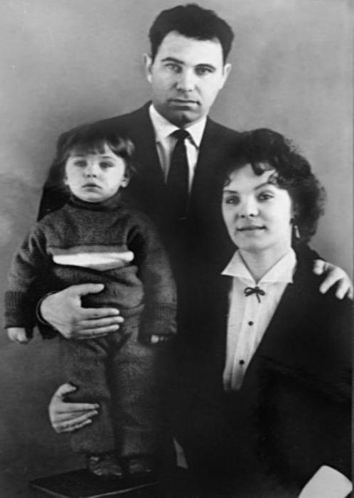 foto di famiglia vadim tumanov