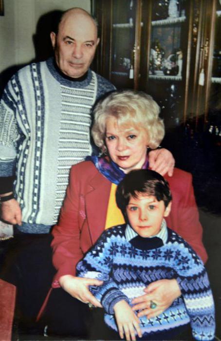 Famiglia Vadim Tumanov