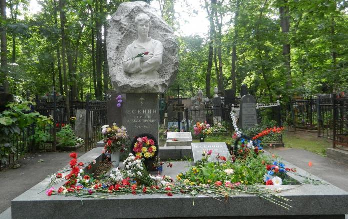 Vagankovskoye hřbitov fotografie