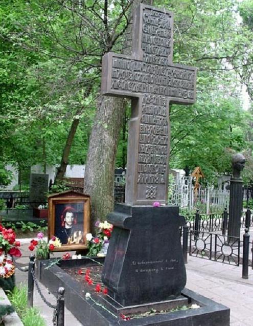 cintorín cintorín vagankovo