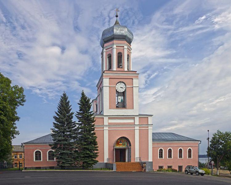 Foto della città di Valdai
