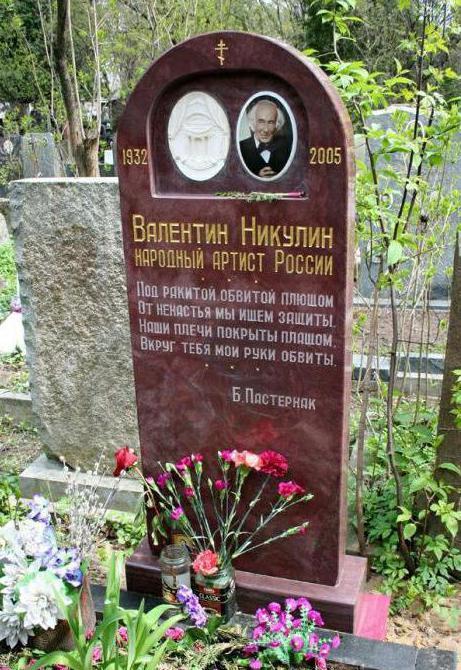 Nikulin Valentin Yurievich biografia