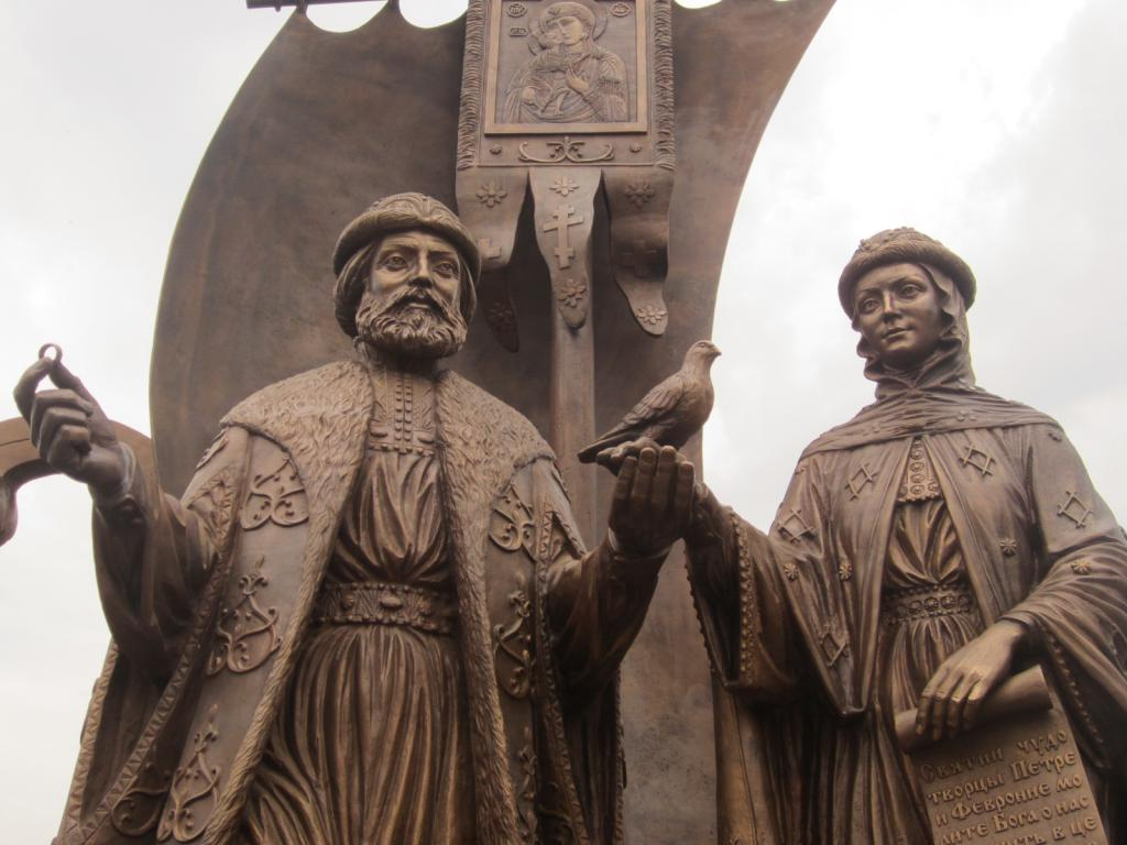 monumento ai santi