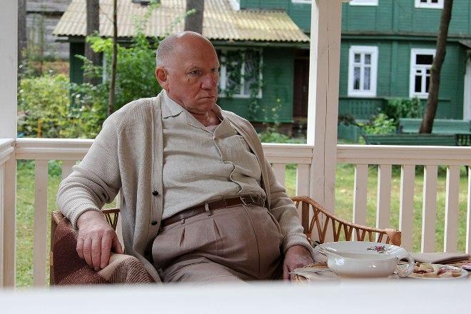 Валери Баринов във филма